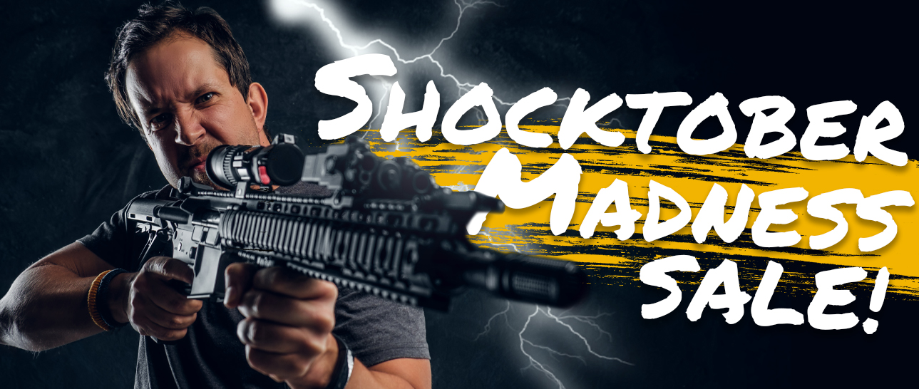 October 8 Shocktober Madness Banner